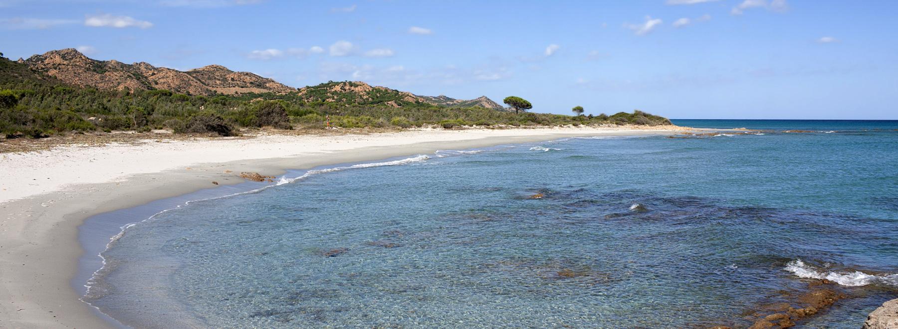 L'oasi di Bidderosa Orosei  Sardegna